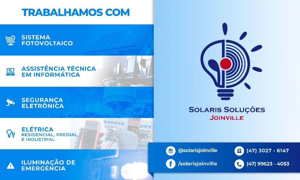 Solaris soluções joinville