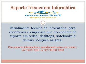 Suporte tecnico em informatica. Guia de empresas e serviços