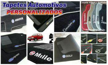 Tapetes automotivos personalizados. Guia de empresas e serviços