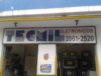 Tecmil. Guia de empresas e serviços