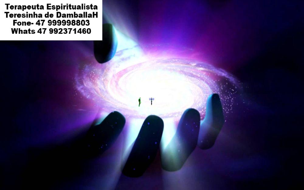 Terapeuta espiritualista