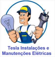 Tesla instalações e manutenções elétricas