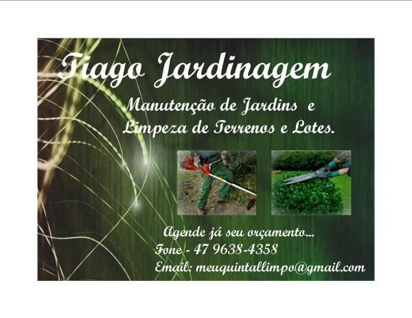 Tiago jardinagem