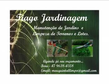 Tiago jardinagem. Guia de empresas e serviços