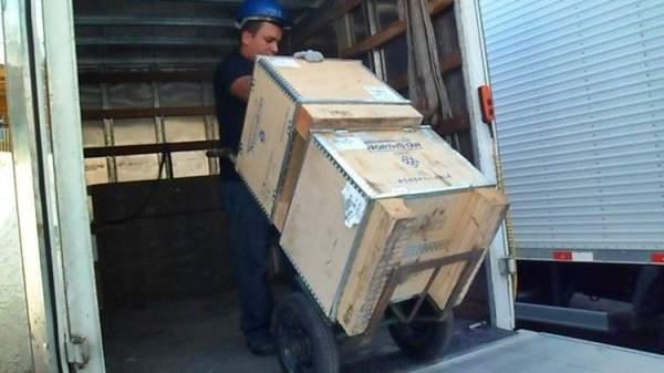 Transporte com aproveitamento de carga e fracionado