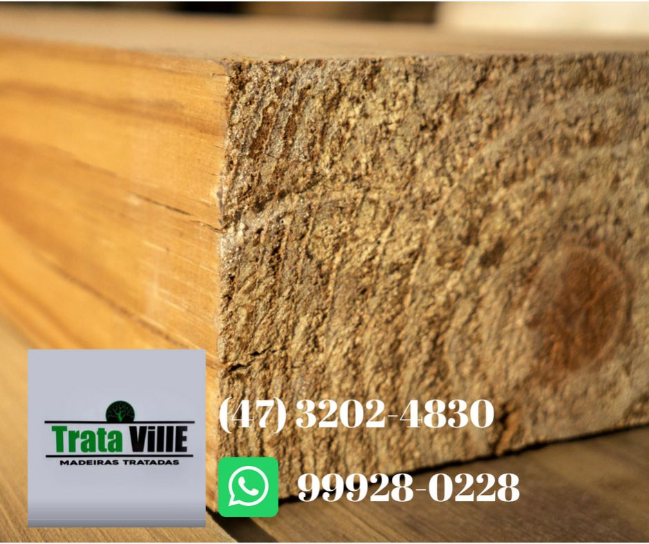 Trataville madeiras tratadas