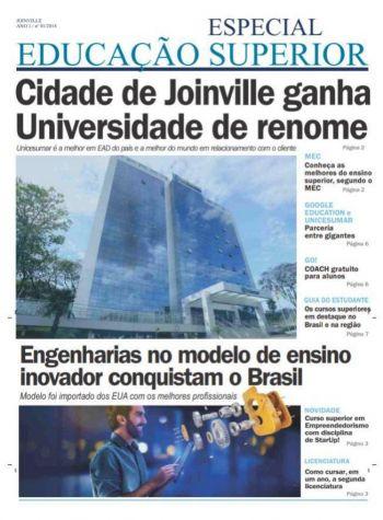 Unicesumar joinville . Guia de empresas e serviços