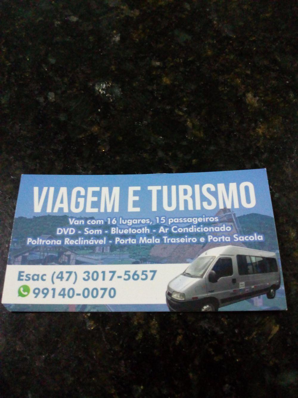 Viagem e turismo