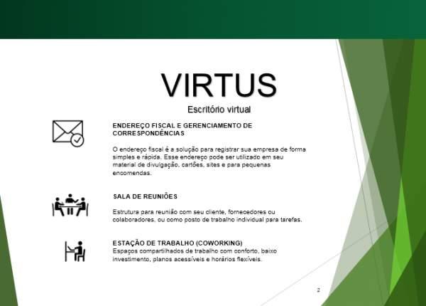 Virtus escritório virtual