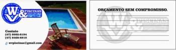 W&v piscinas. Guia de empresas e serviços