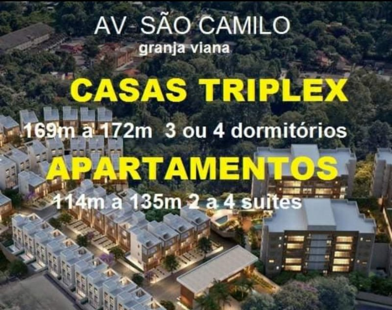 Casa à venda  no Granja Viana - Cotia, SP. Imóveis