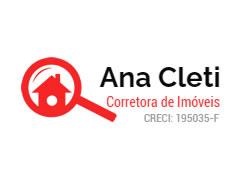 Ana Cleti - Corretora de Imóveis