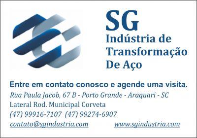 SG Industria de Transformação de Aço Ltda